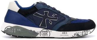 Premiata White Zaczac sneakers