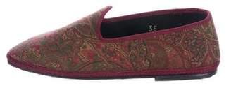 Fifi Venezia Arabesco Jacquard Loafers w/ Tags