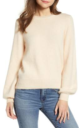 CODEXMODE Blouson Sleeve Sweater