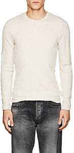 ATM Anthony Thomas Melillo Men's Rib-Knit Modal Henley - Ivorybone