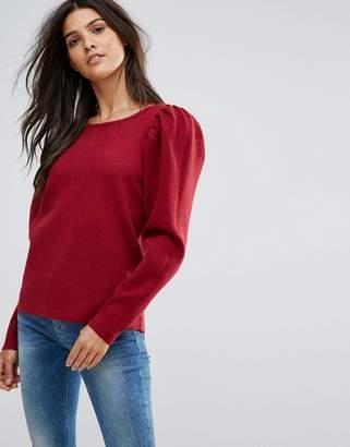 Vero Moda Oversize Puff Sleeve Sweat