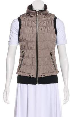 Calvin Klein Insulated Zip-Up Vest