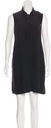 Marni Sleeveless Drop Waist Dress