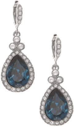 Givenchy Pave Drop Earrings