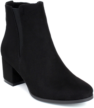 Black Becky Ankle Boot $39.99 thestylecure.com
