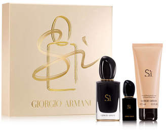 Giorgio Armani Beauty Si Intense Classic Set
