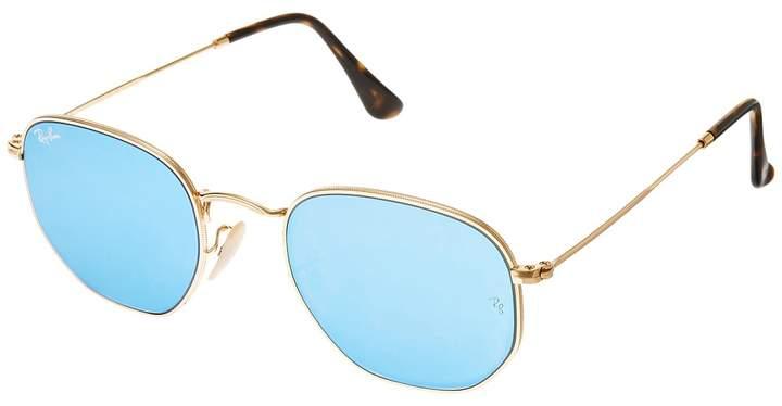 Ray-Ban - 0RB3548 Hexagonal Flat Lenses 51mm Fashion Sunglasses
