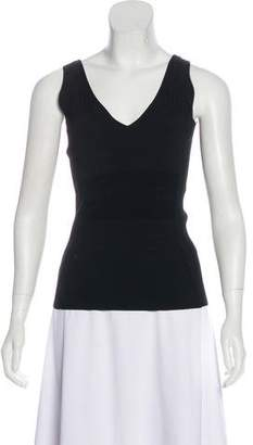Narciso Rodriguez Sleeveless Knit Top