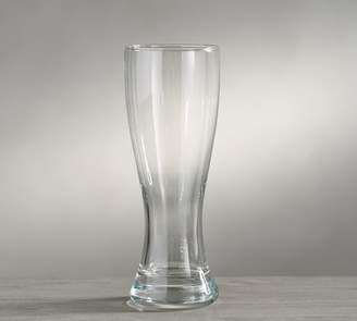 Pottery Barn Wheat Beer Glass