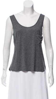 Haute Hippie Sleeveless Tank Top