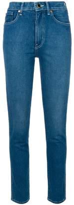 KHAITE skinny fit jeans