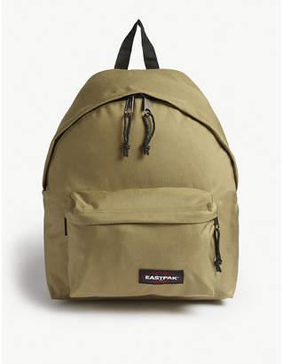 Eastpak Red Padded Pak'r Brimblock Backpack