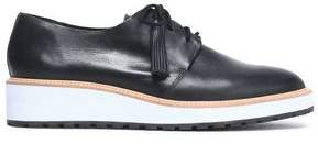 Loeffler Randall Leather Wedge Brogues