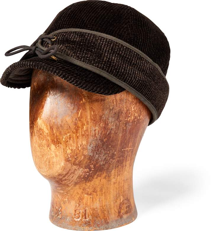 Ralph Lauren Corduroy Trapper Hat