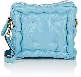 Anya Hindmarch Women's Chubby Patent Leather Crossbody Bag