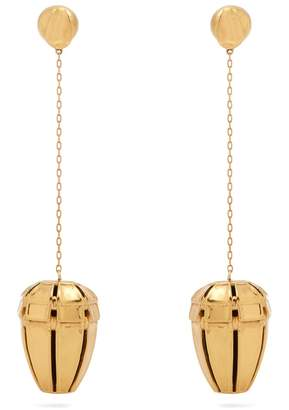 Ellery Varment drop earrings