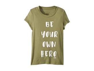 Billabong Kids Be a Hero T-Shirt (Little Kids/Big Kids)
