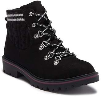 JANE AND THE SHOE Millie Lace Up Bootie