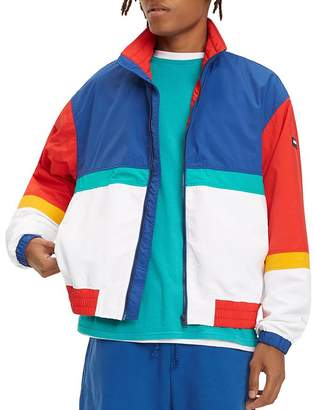 fc605def Tommy Jeans Pieced Color-Block Jacket