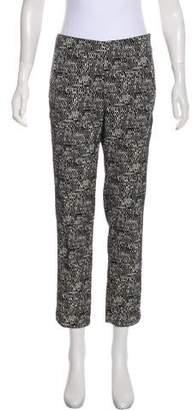 Gerard Darel Mid-Rise Straight-Leg Pants