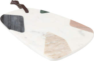 Linea Furniture Small Samiya II Marble Cutting Board