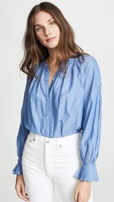 Joie Mineko Button Down Shirt