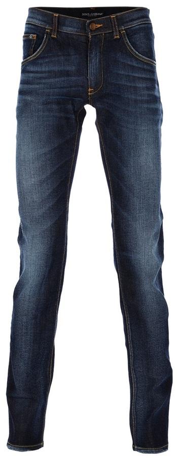Dolce & Gabbana skinny fit jean