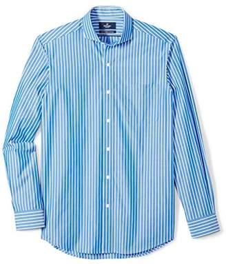 Buttoned Down Men's Classic Fit Cutaway-Collar Supima Cotton Sport Shirt