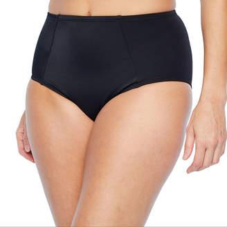 Nike High Waist Swimsuit Bottom