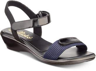 Callisto Simba Wedge Sandals Women's Shoes