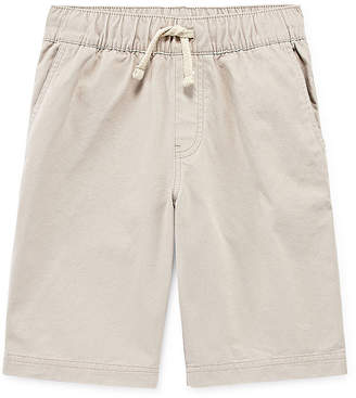 Arizona Jogger Shorts Boys 4-20, Slim & Husky