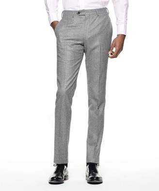 Todd Snyder Black Label Sutton Suit Pant in Italian Glen Plaid Wool Flannel