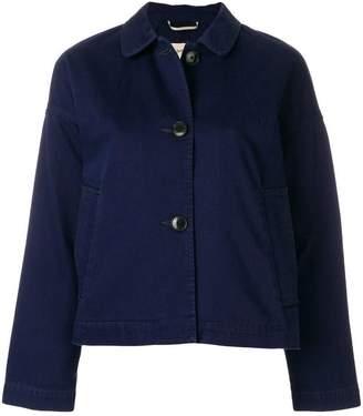 Bellerose buttoned boxy jacket