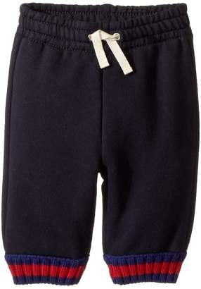 Gucci Kids Jersey 475767X5U56 Boy's Casual Pants