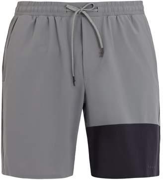 Falke ESS Lightweight contrast-panel shorts