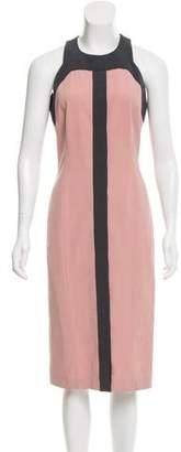 Narciso Rodriguez Sleeveless Midi Dress