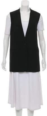 J Brand Oversize Notch-Lapel Vest