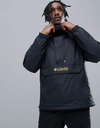 Columbia Challenger Pullover in Black
