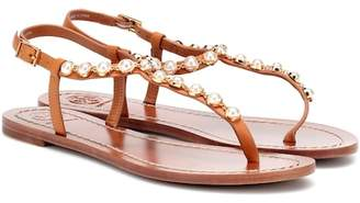 503d412b56244d Tory Burch Embellished Sandals For Women - ShopStyle UK