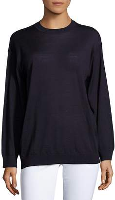 ADAM by Adam Lippes Women's Cashmere-Blend Pullover