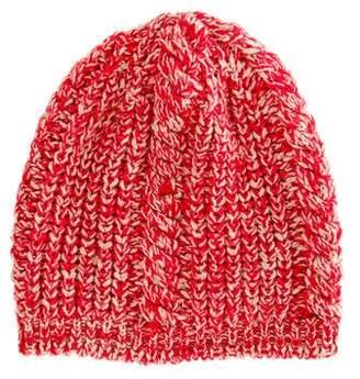 Etoile Isabel Marant Wool Rib Knit Beanie