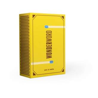 Helvetiq Wonderword Matchbox
