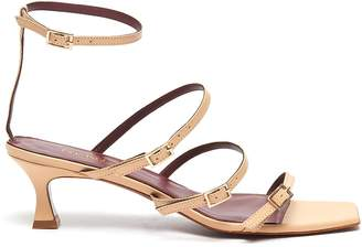 Atelier Manu 'Naomi' strappy leather sandals