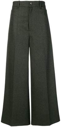 Joseph wide-leg trousers