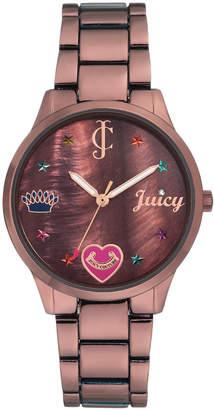 Juicy Couture Woman Juicy Couture, 1017BMBN Bracelet Watch