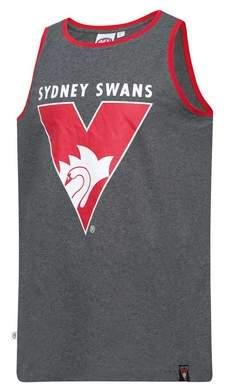 Majestic Sydney Swans Cotton Tank Singlet