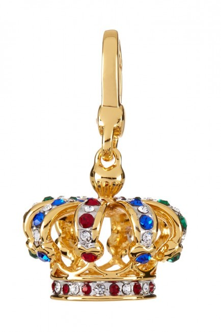 Juicy Couture King's Crown Charm