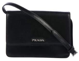 Prada Leather Crossbody Bag