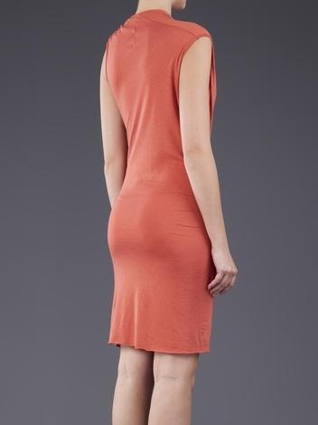 Rick Owens Lilies Sleeveless Dress
