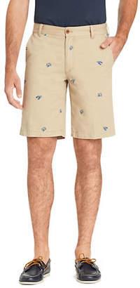 Izod Lobster Crab Schiffli Shorts